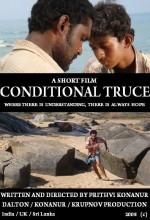 A Conditional Truce (2008) afişi