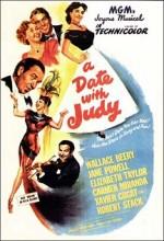 A Date With Judy (1948) afişi