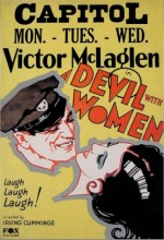 A Devil With Women (1930) afişi