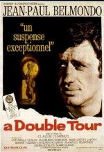 À Double Tour (1959) afişi