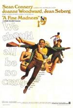 A Fine Madness (1966) afişi