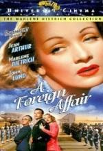 A Foreign Affair (1948) afişi