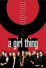 A Girl Thing (2001) afişi