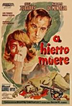 A Hierro Muere (1962) afişi