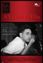 A Letter To Elia (2010) afişi