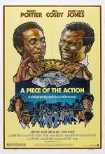 A Piece Of The Action (1977) afişi
