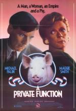 A Private Function (1984) afişi