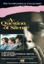 A Question Of Silence (1982) afişi