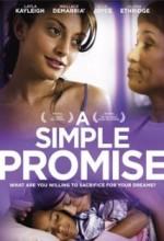 A Simple Promise (2008) afişi