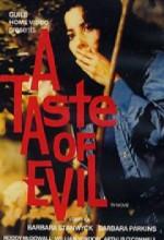 A Taste Of Evil (1971) afişi