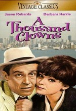 A Thousand Clowns (1965) afişi