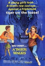 A Tiger Walks (1964) afişi