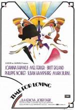 A Time For Loving (1971) afişi