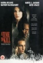 Öldürme Zamanı (1996) afişi