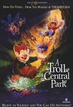 A Troll In The Central Park (1994) afişi