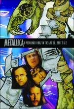A Year And A Half in The Life Of Metallica (1992) afişi