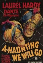 A-haunting We Will Go (1942) afişi