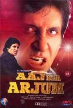 Aaj Ka Arjun (1990) afişi
