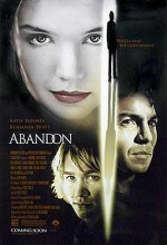 Abandon (2002) afişi