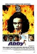 Abby (1974) afişi