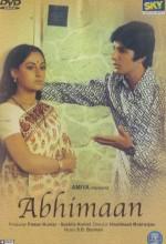 Abhimaan (1973) afişi