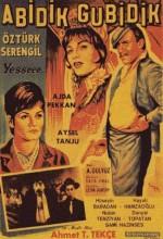 Abidik Gubidik (1964) afişi
