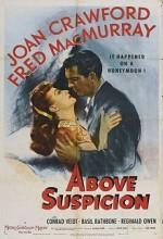 Above Suspicion (1943) afişi