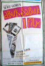 Abuk Sabuk Bir Film (1990) afişi