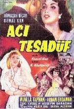 Acı Tesadüf (ı) (1961) afişi