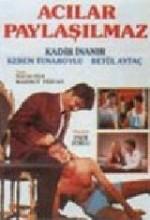 Acılar Paylaşılmaz (1989) afişi