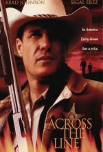 Across The Line (2000) afişi