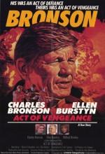 Act Of Vengeance (1986) afişi
