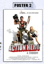 Action Hero (2010) afişi