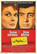 Ada (1961) afişi