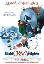 8 Çılgın Gece (2002) afişi