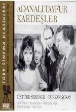 Adanalı Tayfur Kardeşler (1964) afişi