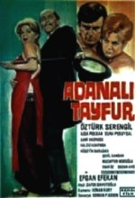 Adanalı Tayfur (1963) afişi