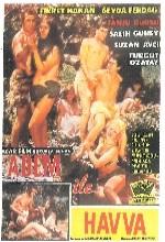 Adem İle Havva (1967) afişi