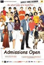 Admissions Open (2010) afişi