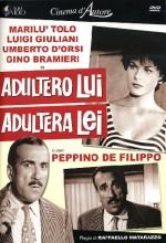Adultero Lui, Adultera Lei (1963) afişi