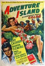 Adventure ısland (1947) afişi