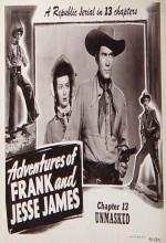 Adventures Of Frank And Jesse James (1948) afişi