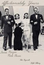 Affectionately Yours (1941) afişi