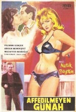 Affedilmeyen Günah (1965) afişi