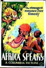 Africa Speaks! (1930) afişi