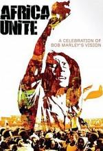 Africa Unite (2008) afişi
