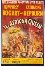 Afrika Kraliçesi (1951) afişi