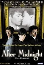 After Midnight (2004) afişi