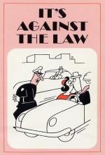 Against The Law (1934) afişi