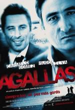 Agallas (2009) afişi